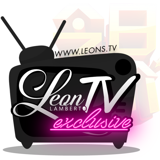 LEONS.TV from Leom Lambert with #love.