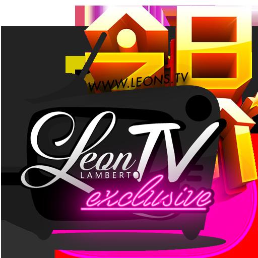 LEONS.TV from Leom Lambert with #love.