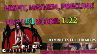 REAL PRECUM WEIGHING, PRECUM PRODUCING CHALLENGE, PreCum Challenge TEAM 1 (Score: 1.22) – ROOTS VIDEO with LOTS OF BONUS and INTERESTING SURPRISES!! – Full HD – 103 MINUTES LONG