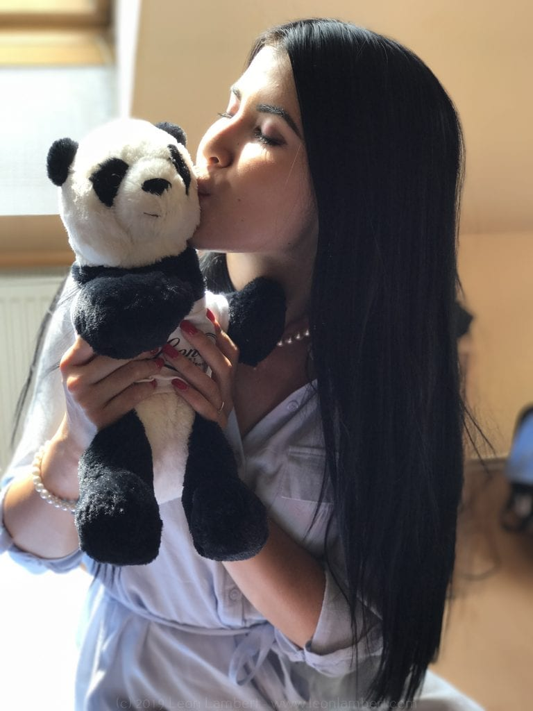 "Yes, officially and ""obviously"" and highly probably the most luckiest Panda of the known Universe."