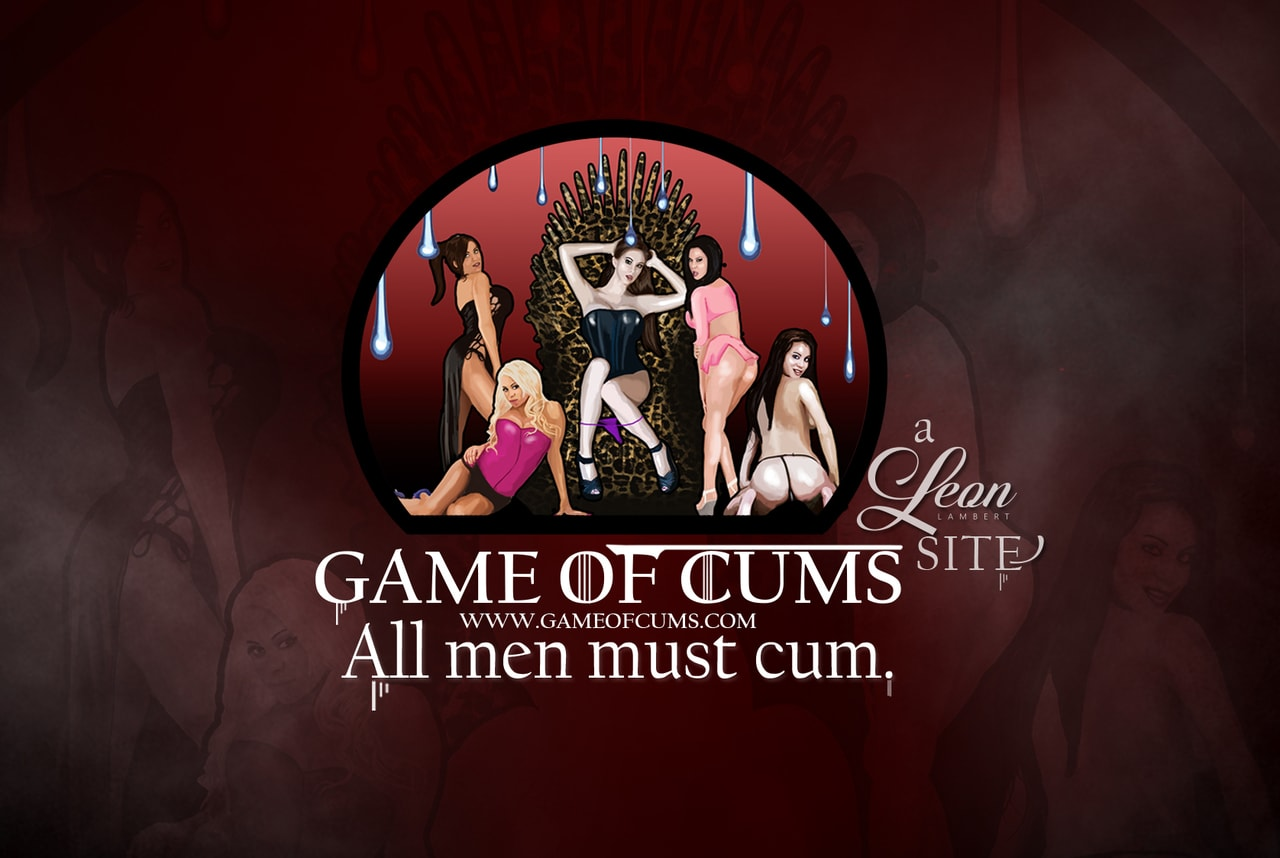 Game of Cums, surely an interesting concept.