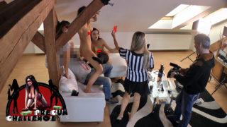 PreCum Challenge Big Tities Firm Bodies Girls are in Control Day 4 Top Corner