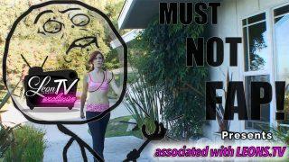 The Freckles – MUST NOT FAP / LEONS.TV Bonus Video