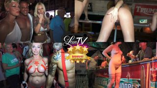 Thongkini, Minikini Contest, Street Flashers, Rum Runners, Tattoos & Wet – T-Shirts and a bit more, ALL IN ONE